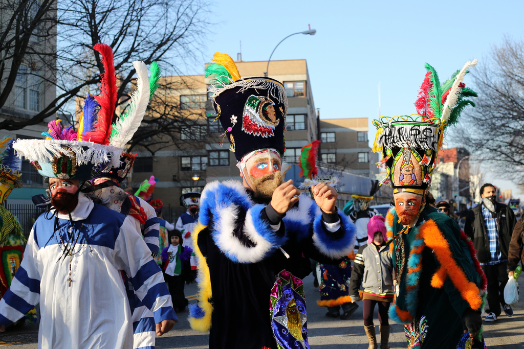 Brooklyn's Three Kings Day Parade