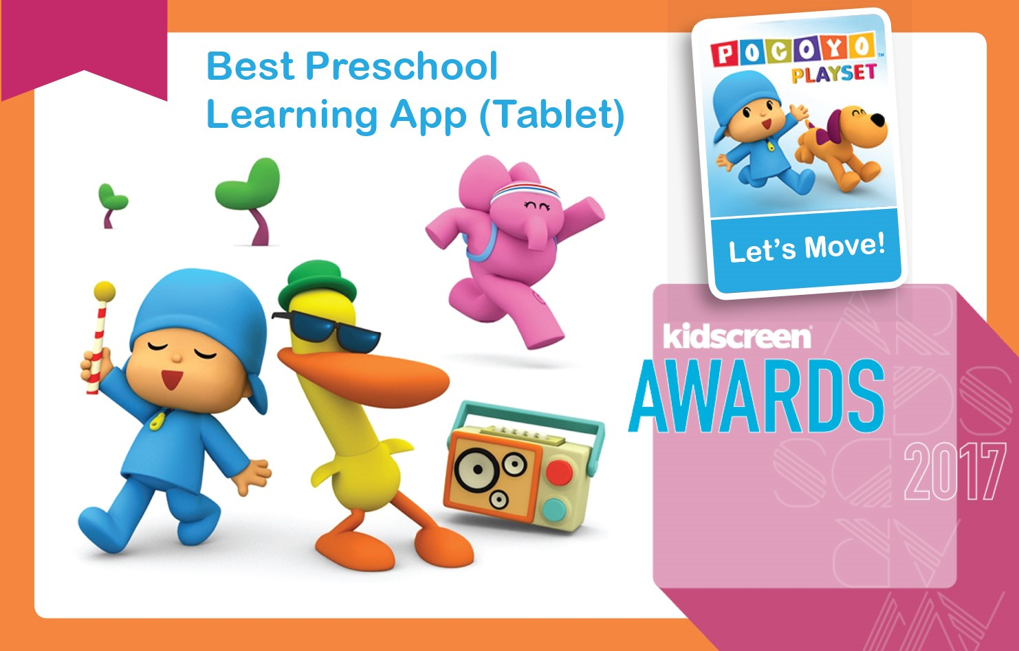 best preschool childrens learning app